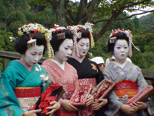 japanese geisha Travel To Japan   Top 10 Best Places