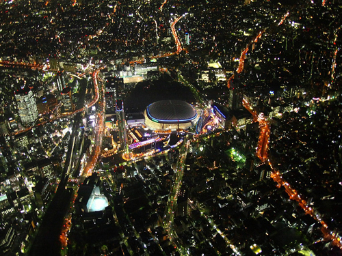 tokyo dome Travel To Tokyo   Top 10 Best Places