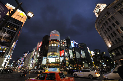 tokyo night view Travel To Japan   Top 10 Best Places