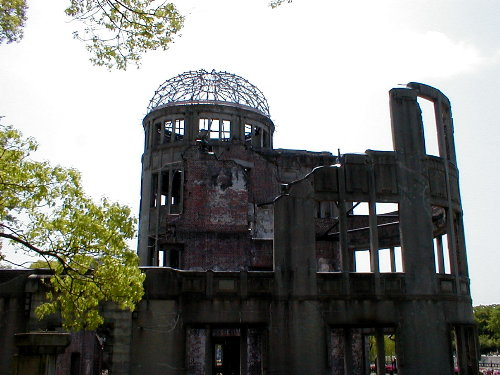 atomic bomb dome Travel To Hiroshima   Top 5 Best Places