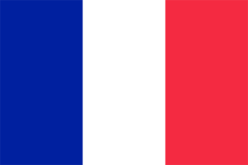 france flag Travel To France   Top 10 Best Places