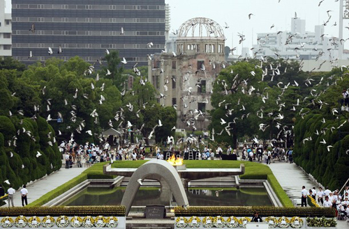 hiroshima peace memorial park Travel To Hiroshima   Top 5 Best Places