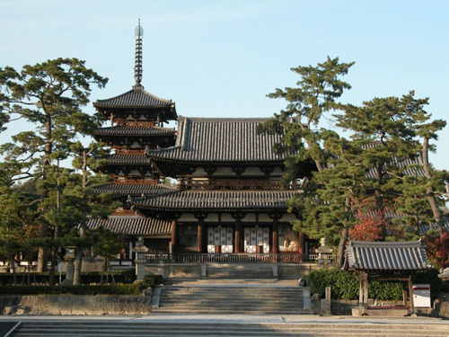 horyuji temple Travel To Nara   Top 8 Best Places