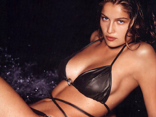 laetitia casta is a sexy french model from normandy france Travel To France   Top 10 Best Places