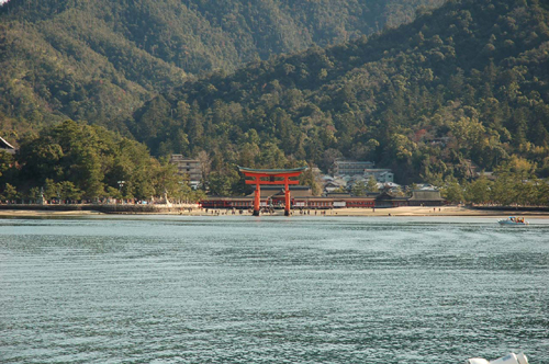panoramic view of miyajima island Travel To Miyajima – Top 5 Best Places