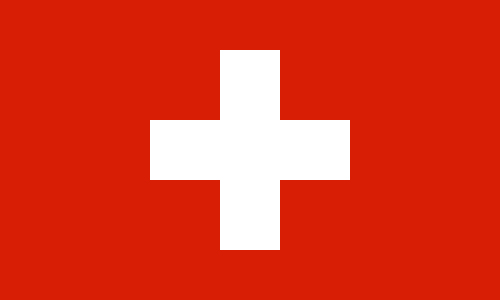 switzerland flag Travel To Switzerland   Top 10 Best Places
