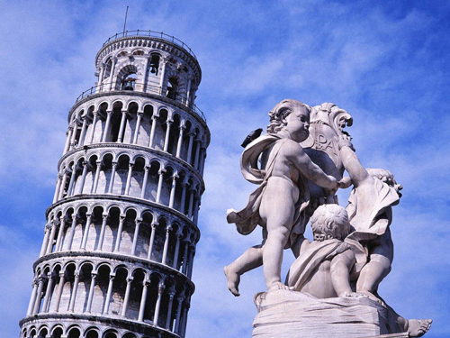 the leaning tower of pisa tuscany italy Travel To Italy   Top 10 Best Places
