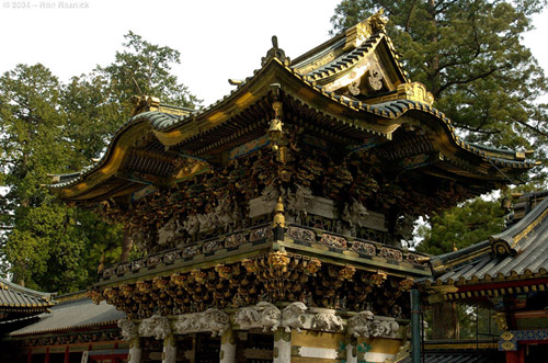the magnificence of yomeimon gate nikko toshogu Travel To Nikko   Top 6 Best Places