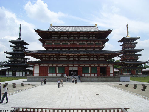 yakushiji temple Travel To Nara   Top 8 Best Places
