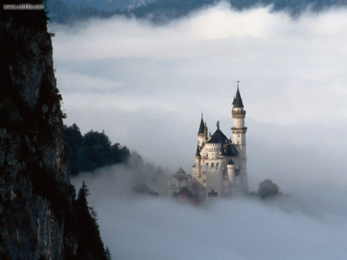 a fairytale winter at neuschwanstein castle built and designed by ludwig the second the castle was begun in 1869 and never finished Travel To Germany   Top 10 Best Places