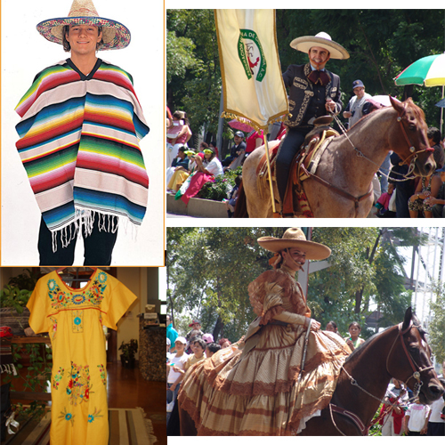 Mexican clothing