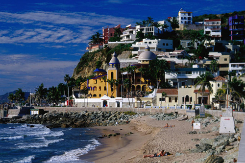 Playas Olas Altos, Old Town, Mexico