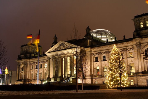 Reichstag is yet another splendid building in Berlin, Germany