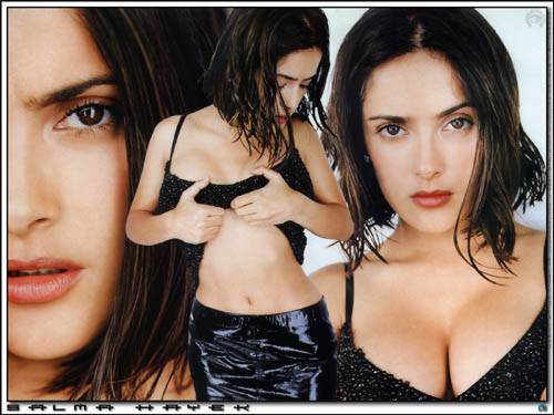 salma hayek is the representative of mexican girls Travel To Mexico   Top 10 Best Places