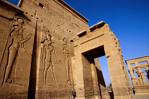 Temple of Philae.