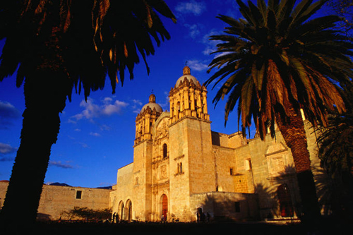the santo domingo church oaxaca mexico Travel To Mexico   Top 10 Best Places
