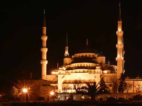 the sultan ahmed mosque is one of several mosques known as the blue mosque for the blue tiles adorning the walls of its istanbul turkey Travel To Turkey   Top 10 Best Places