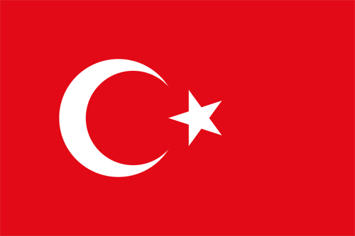 turkey flag Travel To Turkey   Top 10 Best Places