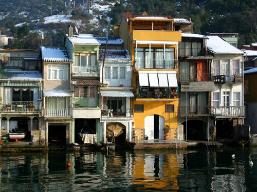 very nice houses at anadolu kavagi istanbul turkey Travel To Turkey   Top 10 Best Places