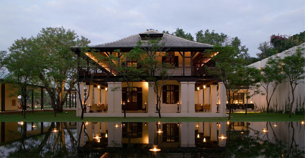 Anantara Chiang Mai Resort Spa