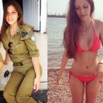 These Beautiful Girls From The Israeli Army Are Way Cooler Than Guys