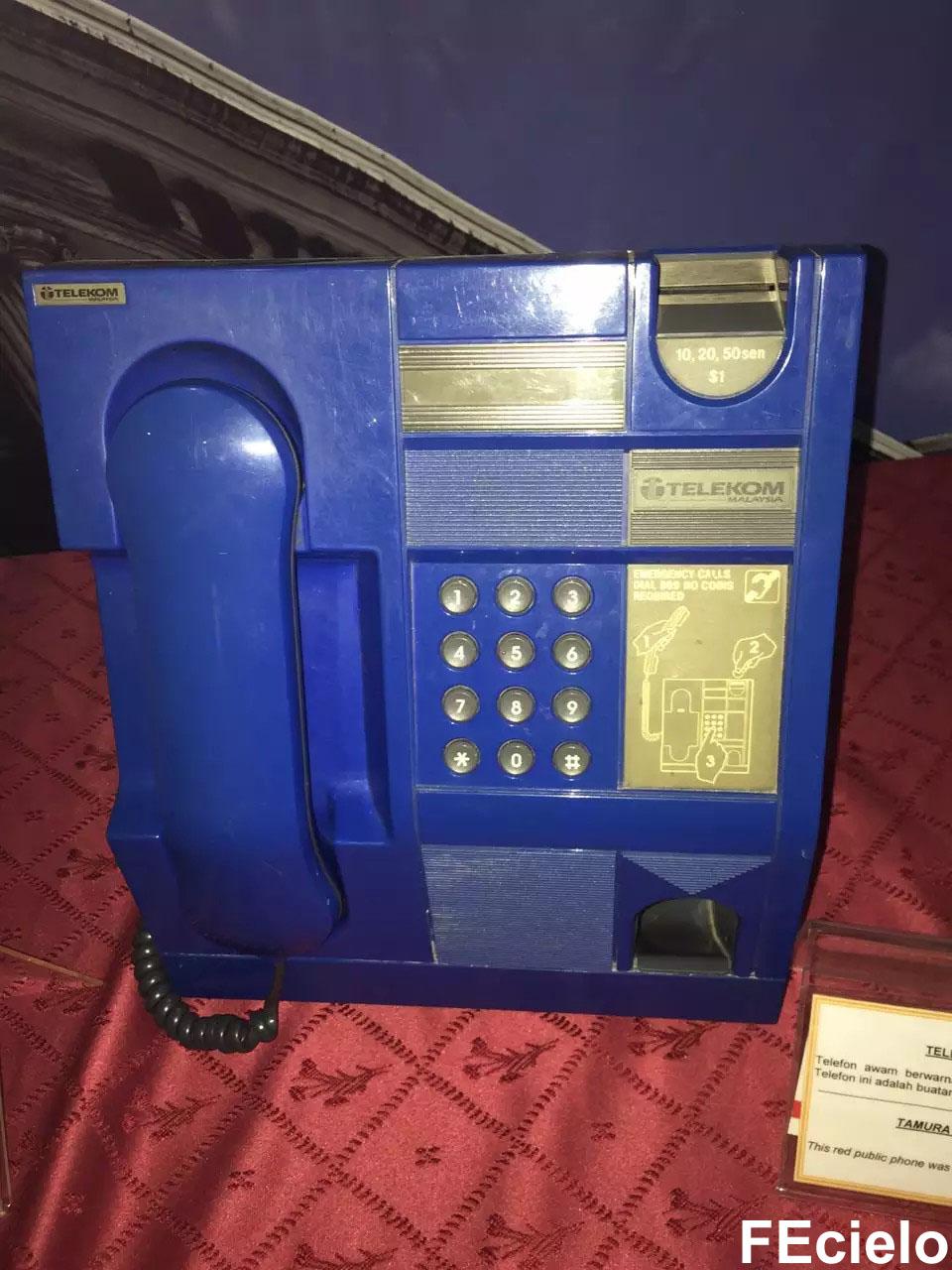 classic payphone