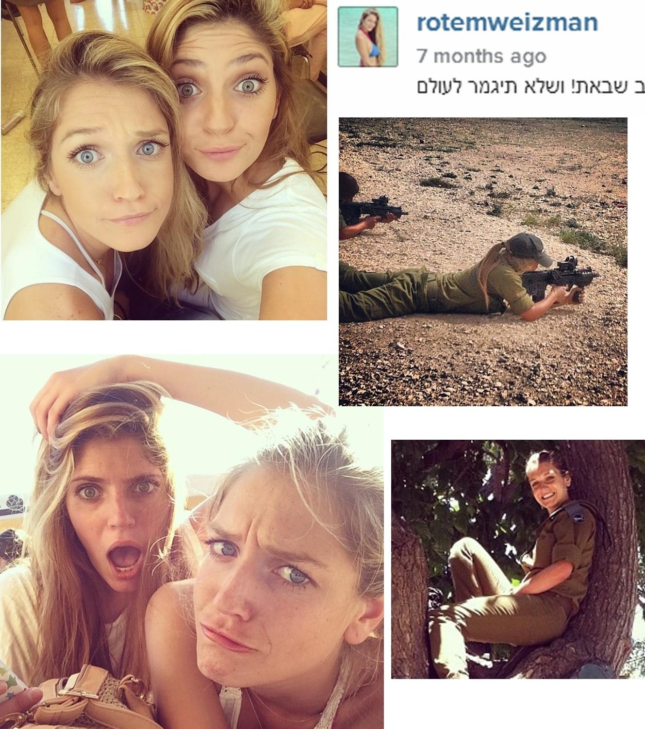 Israel soldier women
