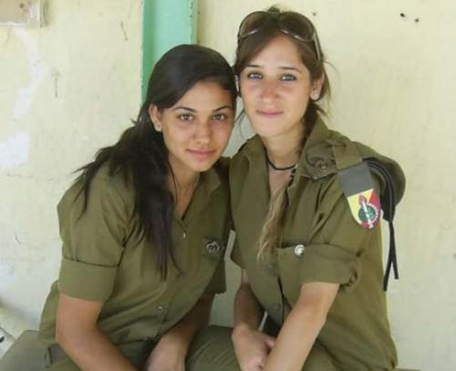 Israel soldier women