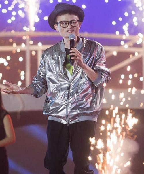 Jack Ma sing