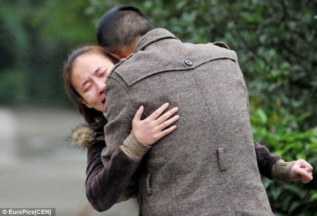 tragedy china