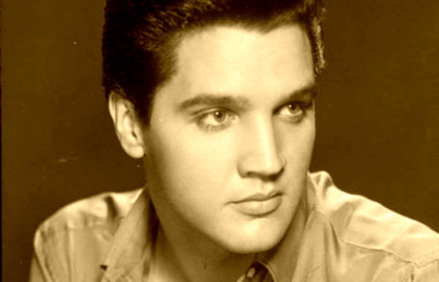 Elvis Presley young