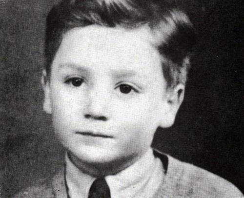 John Lennon kid photo