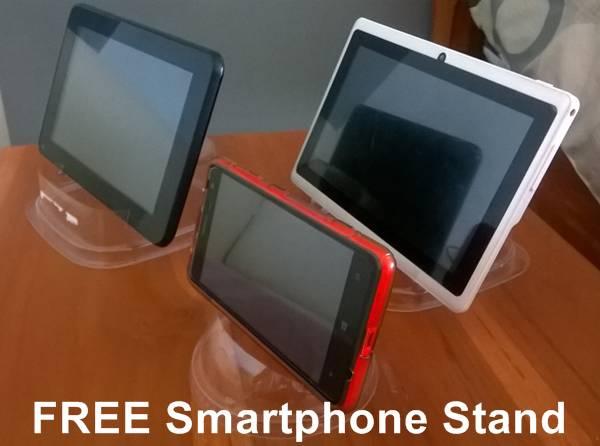 life hacks free smartphones stand