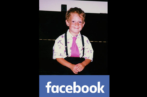 young Mark Zuckerberg