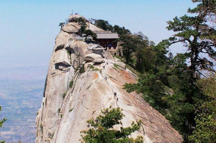 mount Huashan