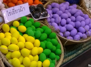 What Kind Of Chicken Lays Green, Purple, Pink and Blue Eggs?